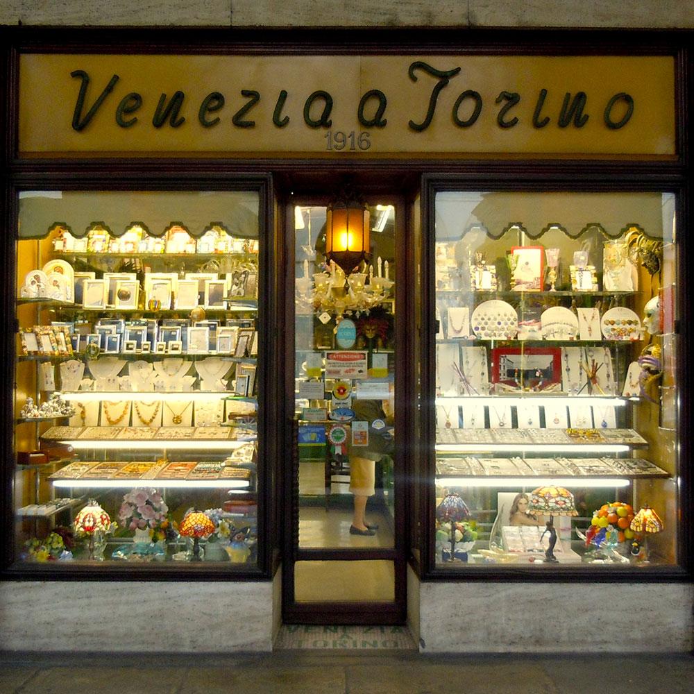 Venezia a Torino